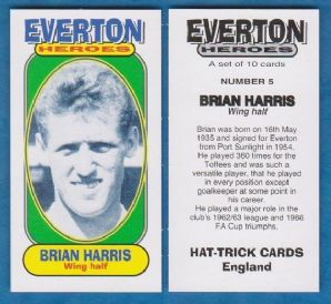Everton Brian Harris